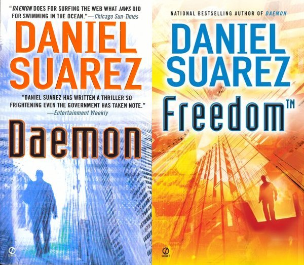 Daemon and Freedom(TM) Cover